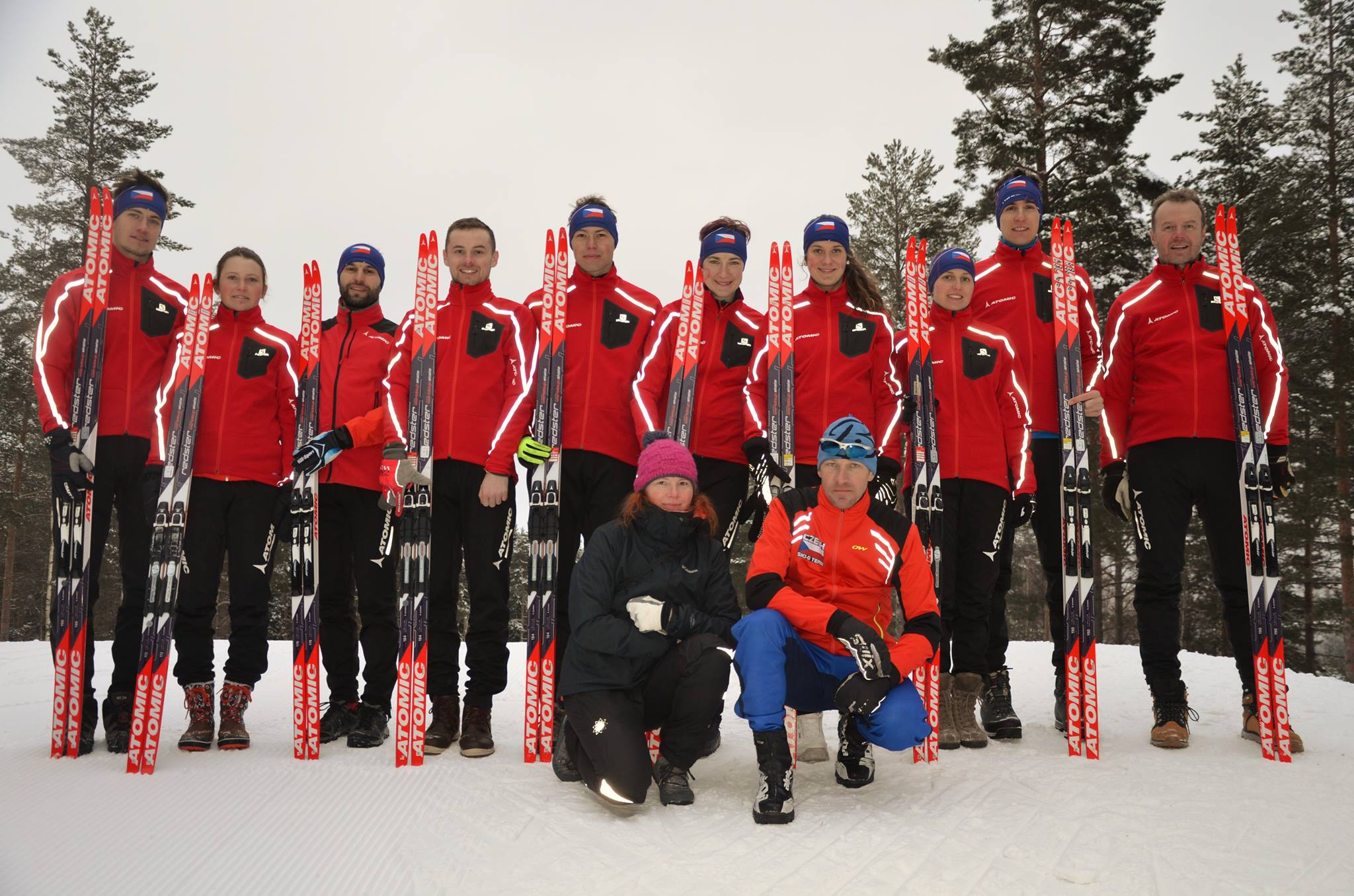 Header Image - Czech Ski-O Team
